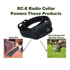 High Tech Pet Extra Receiver Collar For Hc 7000 And Hc 8000 Fencing And Containment Systems And Radio Mat Reviews Wayfair
