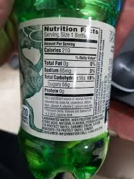 seagram s ginger ale soda calories