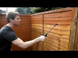 Protect Colour Your Fence In 3 Minutes Youtube