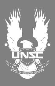 Unsc Logo Re Design For 343 Industries Halo Franchise Eric Will Halo Tattoo Halo Armor Halo Spartan