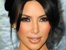 kim kardashian s eye makeup look
