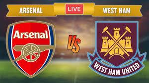Arsenal vs West Ham Live Stream 🔴 Premier League West Ham vs Arsenal Live  Streaming - YouTube