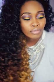 purple flame makeup tutorial the