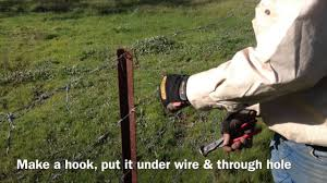 How To Use Tie Wire Youtube