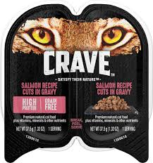 crave salmon recipe grain free cuts in