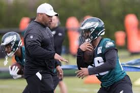 Eagles' RB coach Duce Staley has big plans for Miles Sanders in 2020 |  PhillyVoice
