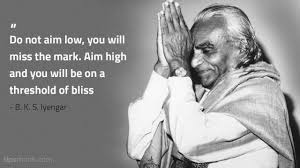 inspirational quotes by yoga guru bks iyengar tipsmonk yoga