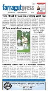 082913 fp newpaper by farragutpress - issuu