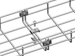 Wire Mesh Cable Tray Accessory - Stable & Convenient