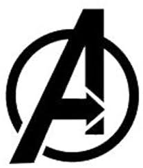 Amazon Com Avengers Car Decal Bumper Stickers Decals Magnets Exterior Accessories Automotive