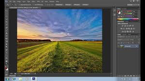 fake hdr effect in photo cs6