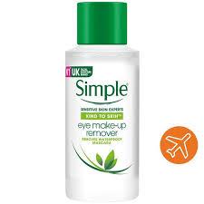 simple eye makeup remover ings