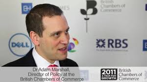 BCC Annual Conference 2011: A Year for Growth - Interview with Dr Adam  Marshall BCC - YouTube