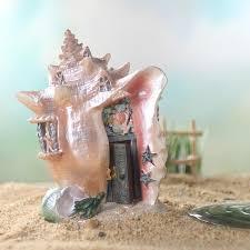 miniature conch shell beach condo