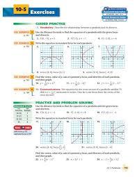 exercises 10 5 r