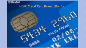 hdfc credit card reward points ways to