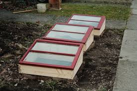 keeping things warm with cold frames