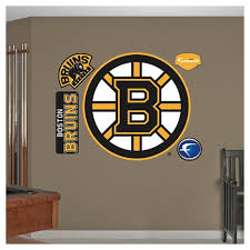 Nhl Fathead Big Logo Wall Decal Target