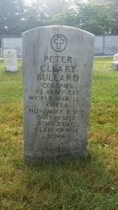 col peter cleary bullard 1892 1972
