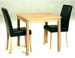dining table and 2 chairs breakfast set