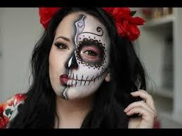 dead makeup tutorial halloween 2016