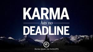 quotes on karma revenge and consequences