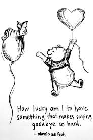 a quote from winnie the pooh image by helena on