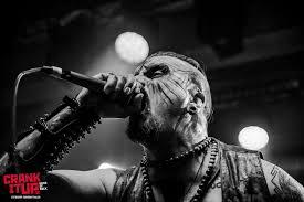 10 years of death and darkness - Kraken, Stockholm - CrankItUp