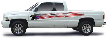 Patriotic Car Graphics Vehicle Graphic Kits And Truck Decals
