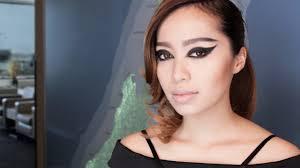 futuristic makeup tutorial you