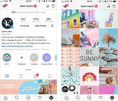 how to create a cohesive instagram aesthetic
