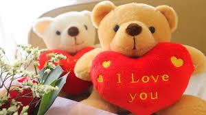 cute teddy bear love wallpaper full