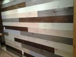 Stained Cedar Board Wall Cedar Boards Wall Board Painted Wood Walls
