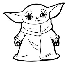 Baby Yoda Car Decal Sticker In 2020 Yoda Art Yoda Decals Yoda Drawing