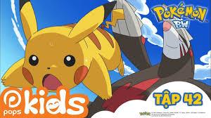Pokémon Tập 42 - Trận Thi Đấu Don Quyết Định: Satoshi Đối Đầu Eris ...