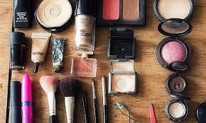essentials checklist for s makeup