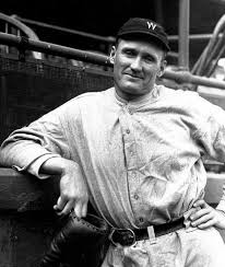 Johnson, Walter | Baseball Hall of Fame
