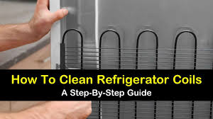 4 clever ways to clean refrigerator coils