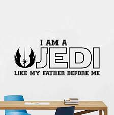 Star Wars Decals For Wall Home Decor The Force Gifts