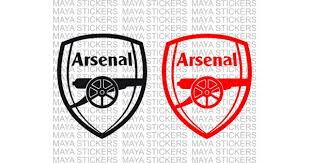 Arsenal Football Club Decals For Cars Bikes Laptops And Mobile