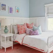 Kids Room With Board And Batten Walls Cottage Girl S Room