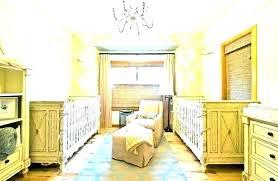 light gray nursery rug grey baby room