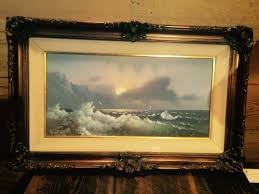 Seascape By Wendell Brown - Summers Art Boutique - Paintings & Prints,  Landscapes & Nature, Beach & Ocean, Waves - ArtPal