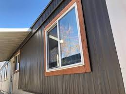 replacing mobile home windows with step