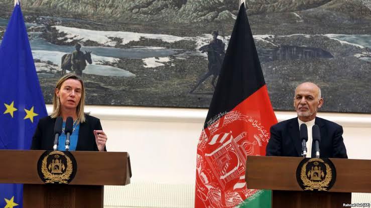 اروپايي ټولنه: د افغان جګړې ښکېل اړخونه دې اور بند وکړي