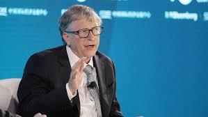 Bill Gates blames social media platforms for COVID-19 spread in ...