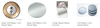 where to a small round mirror