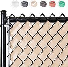 Amazon Com Chain Link Fence Slats