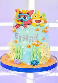 baby shark party ideas