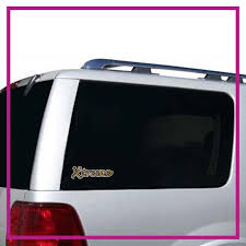 Xtreme Fitness Cheer Tumble Bling Clingz Window Decal All In Rhinest Glitterstarz